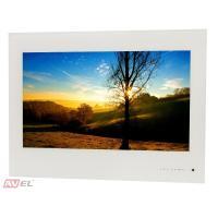 Телевизор AVS320SM (белая рамка)